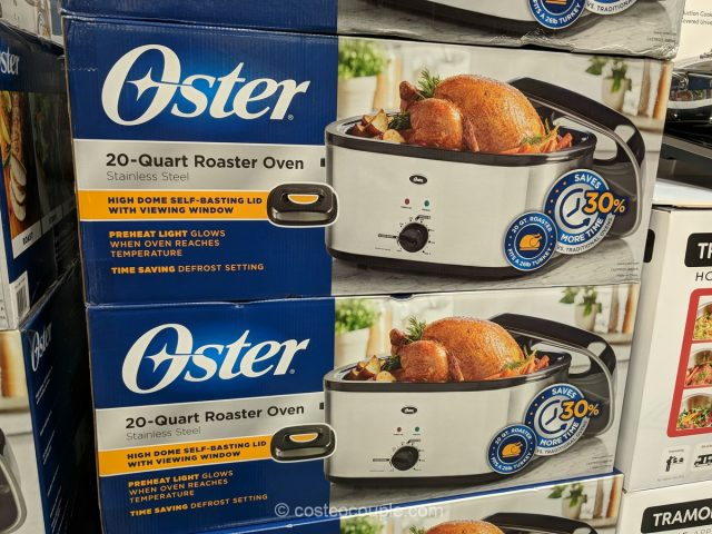Oster 20-Quart Roaster Oven Costco