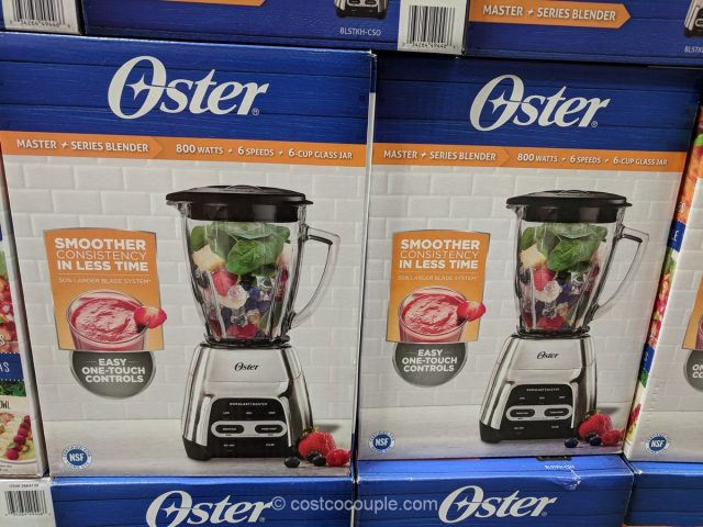Oster Master Series Blender Costco