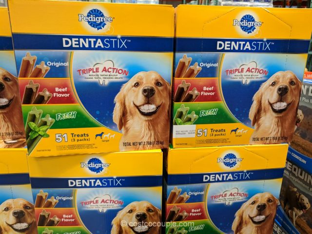 Pedigree DentaStix Costco