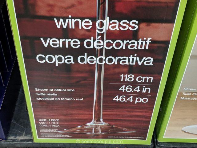 46 Inch Wine Glass