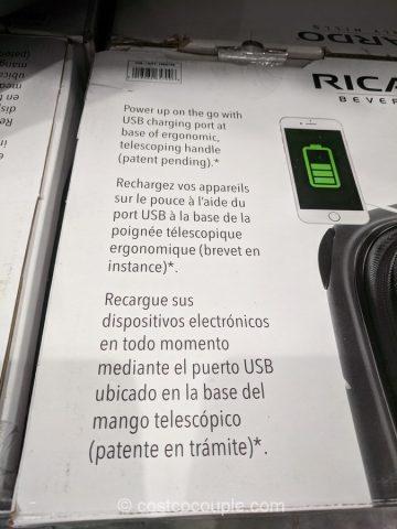 Ricardo Contour 2-Piece Hardside Spinner Set Costco