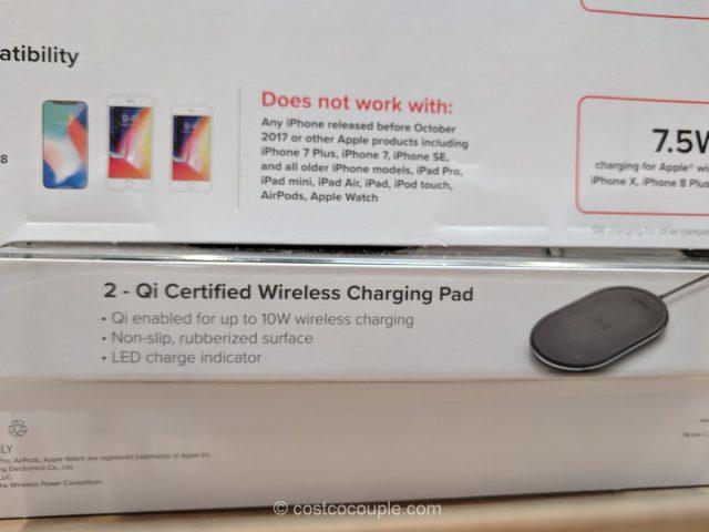 Ubio Labs Wireless Charging Pad Costco
