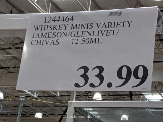 Whisky Gift Set Costco