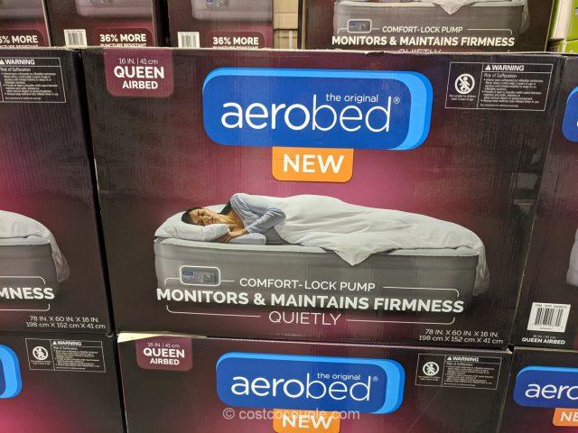 4df455517f595 Aerobed Comfortlock Queen Airbed