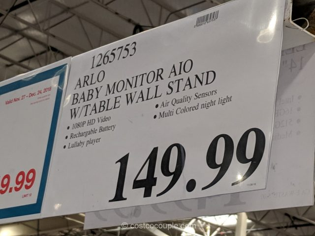 Arlo Baby Monitor Costco