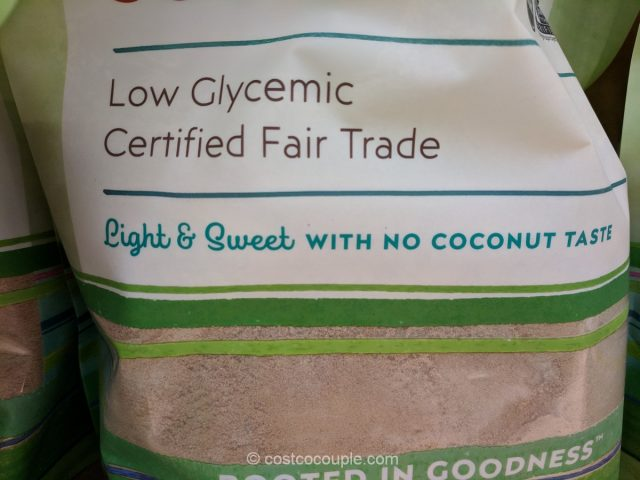 Big Tree Farms Organic Golden Coconut Sugar Costco