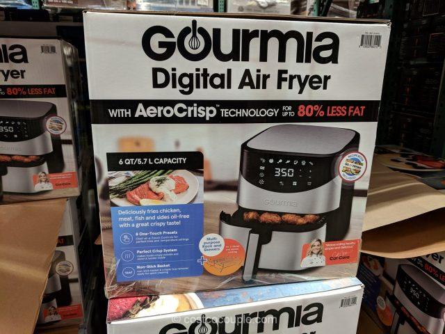 GOURMIA AIR FRYER COSTCO