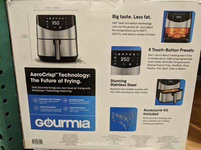 Gourmia Digital Air Fryer