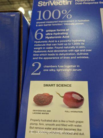 Strivectin Hyaluronic Dual Response Serum Costco