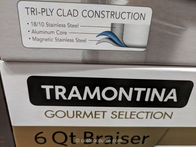 Tramontina 6 Qt Braiser Costco