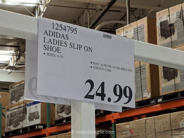 Adidas Ladies Slip-On Shoe Costco