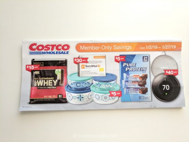 Costco January 2019 Coupon Book 01/02/19 To 01/27/19