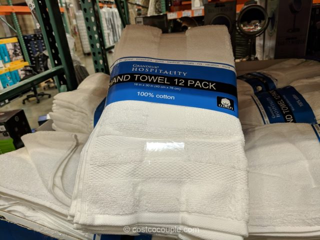 Grandeur Hospitality Hand Towel Costco