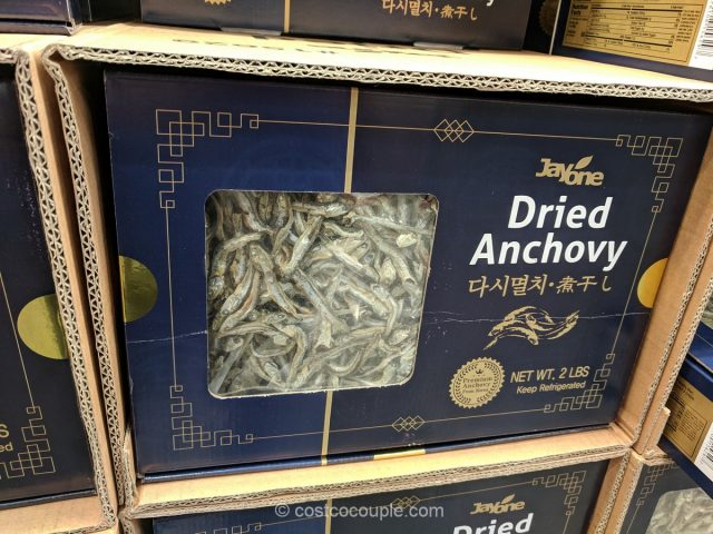 Jayone Dried Anchovy Costco
