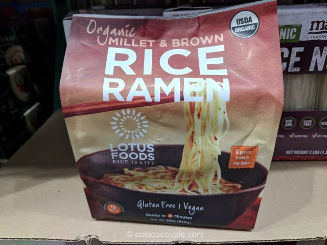 Lotus Foods Organic Rice Ramen Costco