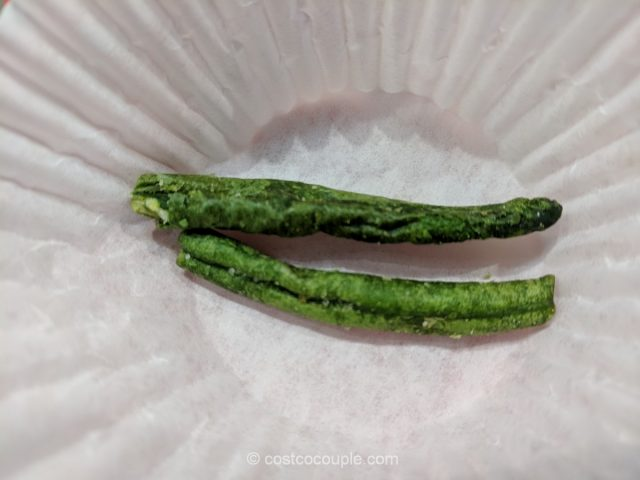 Paradise Green Organic Crispy Green Beans Costco