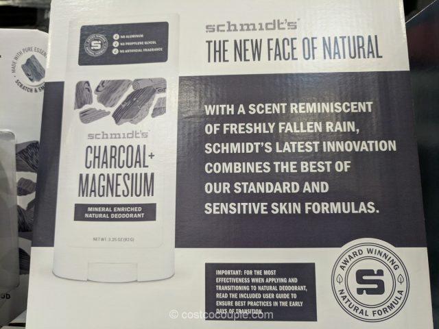 Schmidts Natural Deodorant Costco
