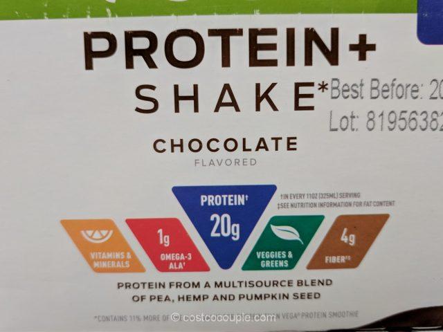 Vega Plant Protein Shake Costco