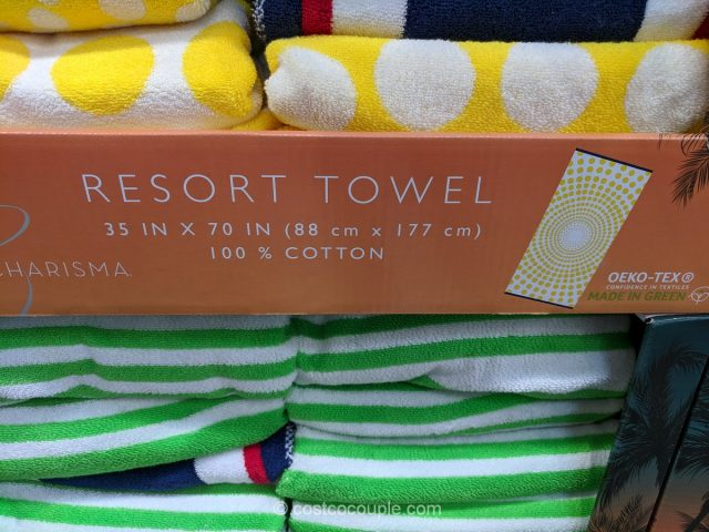 Charisma Resort Towel Costco