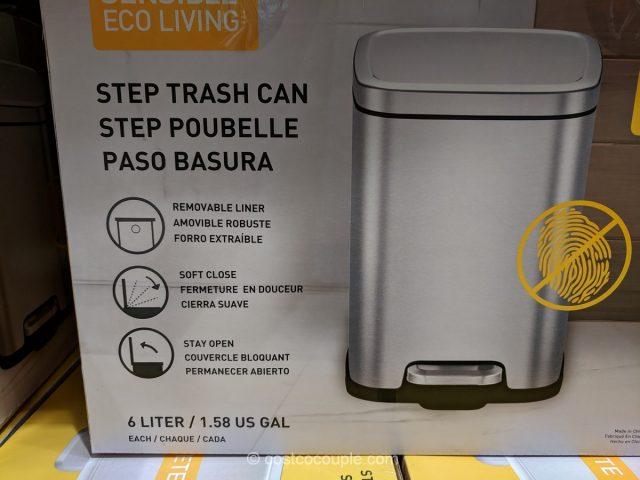 Eko Step Trash Can Costco