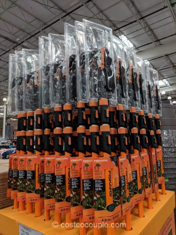 Fiskars 16-Ft Pole Pruner Costco