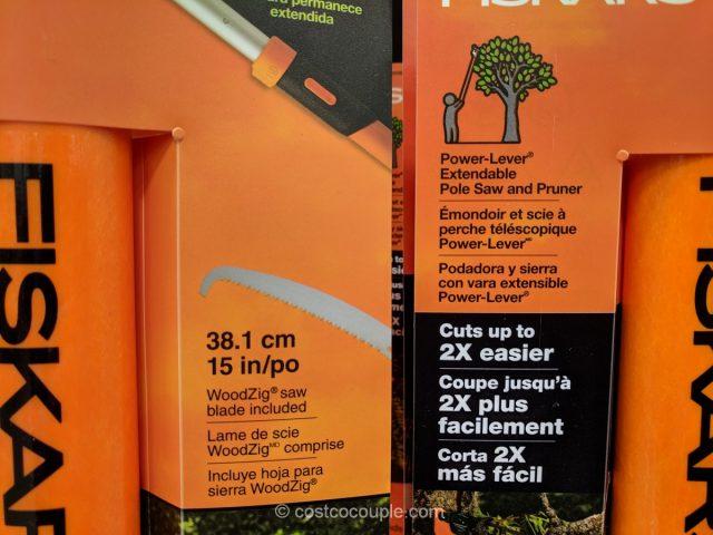 Fiskars 16-Ft Pole Pruner Costco