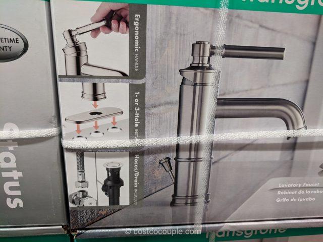 Hansgrohe Status Lavatory FaucetCostco