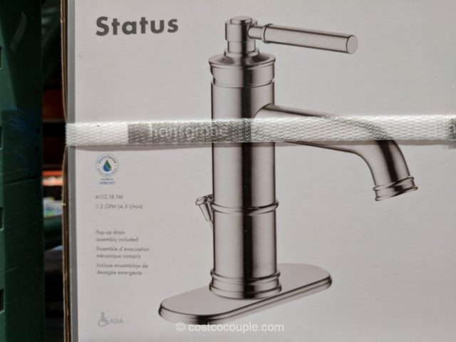 Hansgrohe status lavatory faucet for Costco hansgrohe bathroom faucet