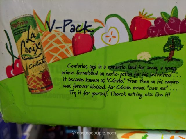 La Croix Curate Variety Pack Costco