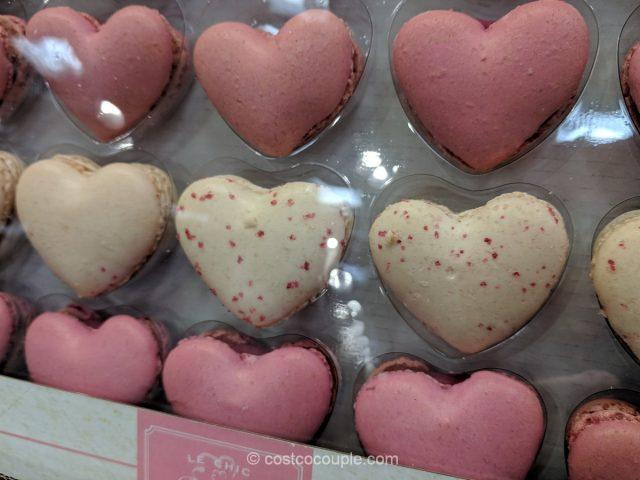 Le Chic Patissier Heart Macaron Costco