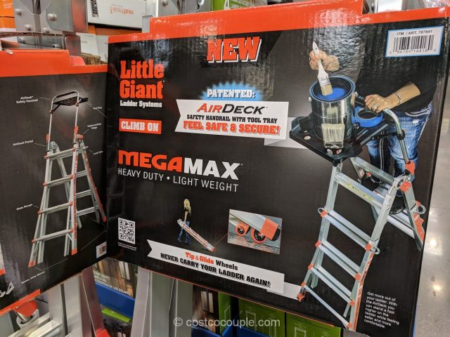 Little Giant Megamax Model 17 Ladder System