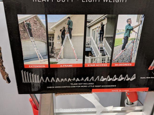 Little Giant Megamax Model 17 Ladder System