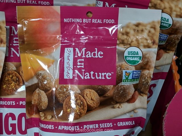 Made in Nature Organic Mango Pops Costco