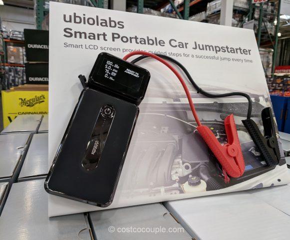 Ubiolabs Smart Portable Jumpstarter