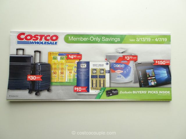 Costco March 2019 Coupon Book 03/13/19 to 04/07/19