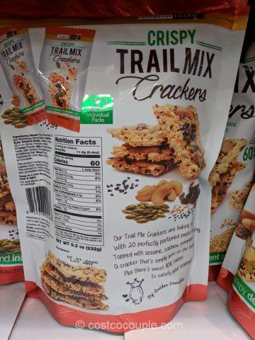 In Season Snacks Trail Mix Crackers Costco