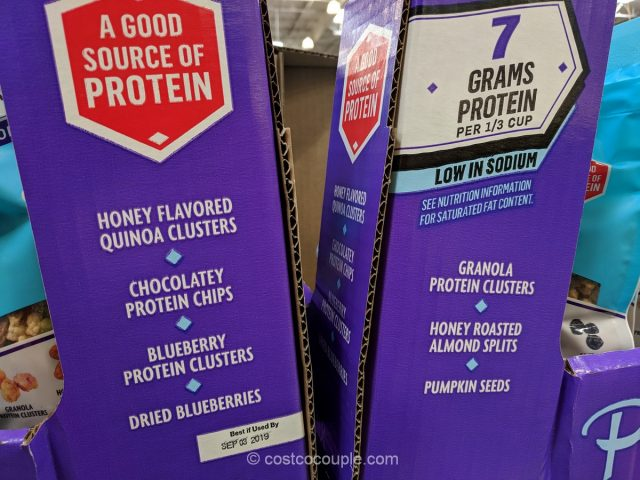 Kirkland Signature Protein Trail Mix Costco