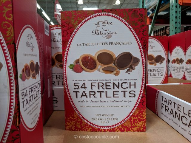 Le Chef Patissier French Tartlets Costco