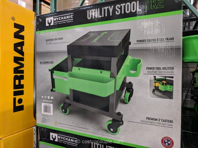 Mychanic Sidekick 2 Utility Stool Costco