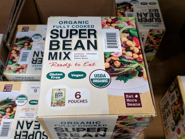 Organic Super Bean Mix Costco
