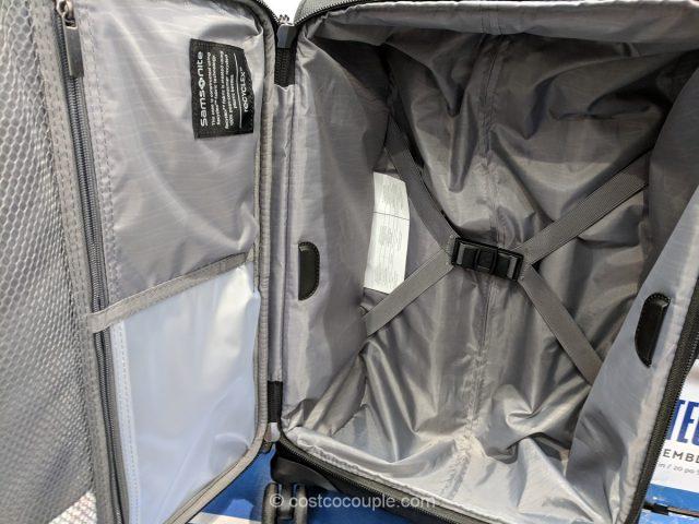 Samsonite Epsilon Softside Luggage Set