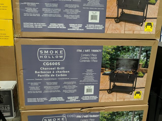Smoke Hollow Charcoal Grill Costco