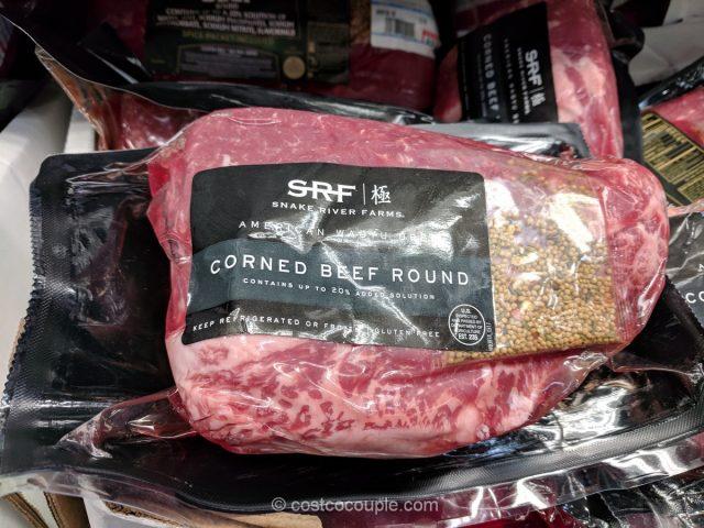 Snake River Farms American Wagyu Corned Beef Costco