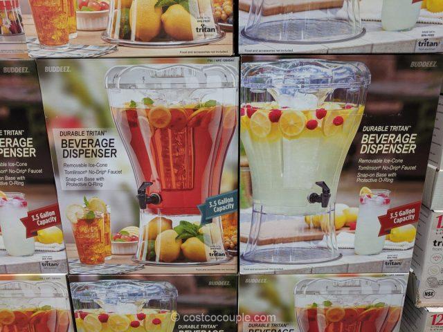 Buddeez Tritan Beverage Dispenser Costco