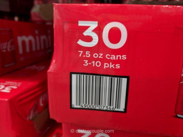 Coca Cola Mini Cans Costco