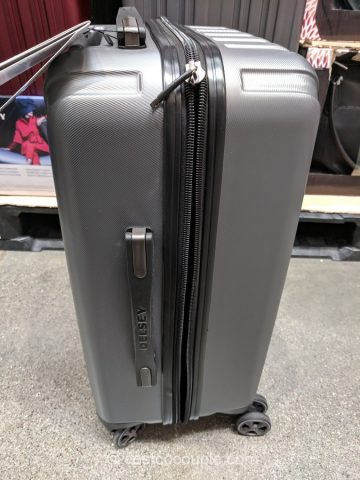 Delsey Carbonite 20-Inch Hardside Spinner Costco