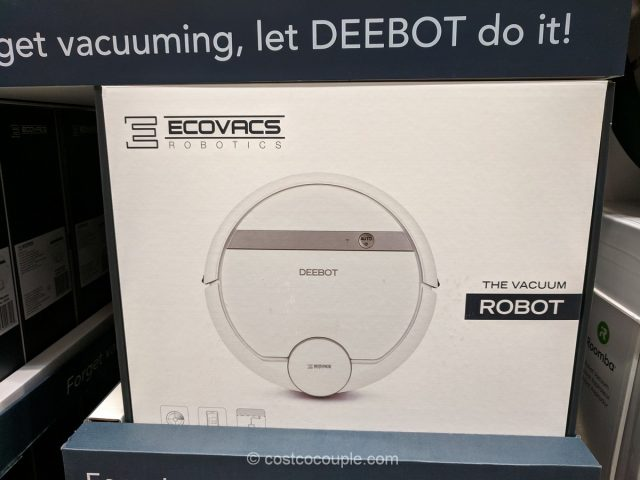 Ecovacs Deebot 907 Robotic Vacuum Cleaner Costco