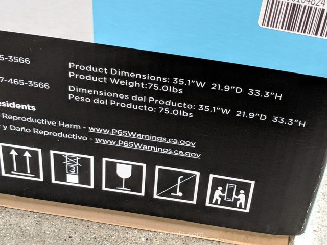 Hisense Chest Freezer Fe703