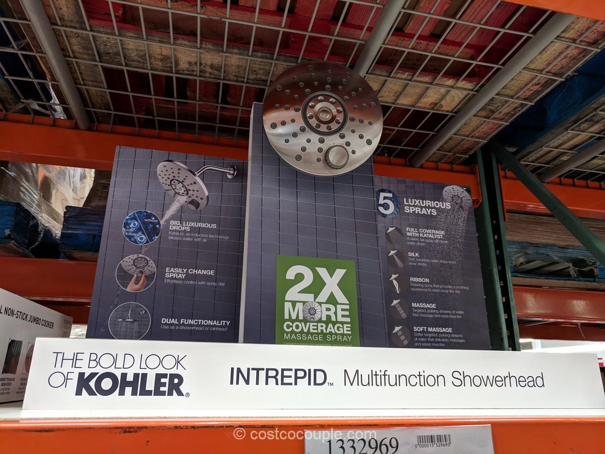 Kohler Intrepid Multifunction Showerhead
