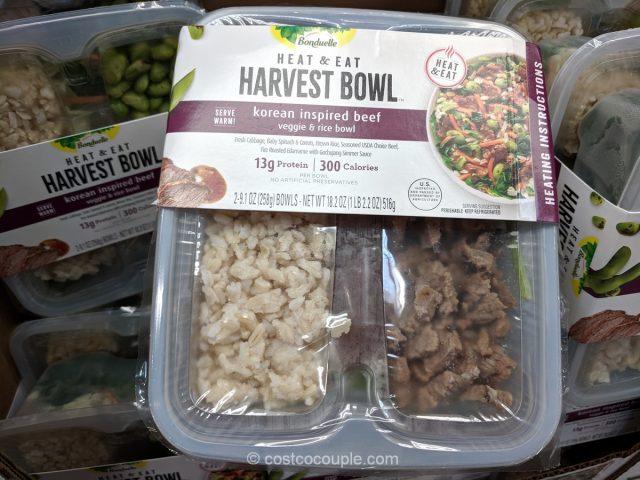 Korean Inspired Beef Harvest Bowl